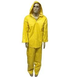 Conjunto para Chuva PVC Amarelo - Santec