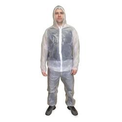 Conjunto para Proteção de Chuva Transparente - Santec