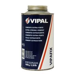 Cimento Extra Forte Vipafix 1 Litro Vipal - Santec