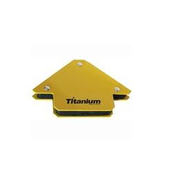 Esquadro Magnético para Soldador Titanium - Santec