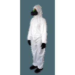 Macacão de Proteção Convertech 100 Branco - Santec