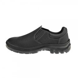 Sapato de Segurança Preto 10VT48-BP Vulcaflex - Santec