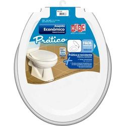 Assento Sanitário Econômico Branco 3175 Herc - Santec