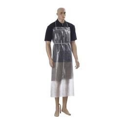 Avental Laminado Transparente 1,50m x 70cm Plastcor - Santec
