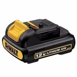 Bateria 12V Max Ion de Lítio DCB120-B2 Dewalt - Santec