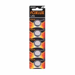 Bateria de Lítio 3V CR2025 95.12 Foxlux - Santec