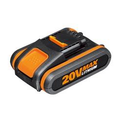 Bateria Li-on 20V 2.0Ah WA3551.1 Work - Santec
