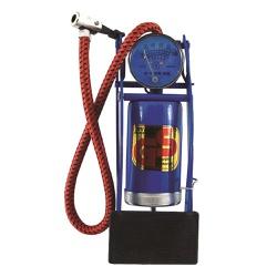 Bomba de Ar para Pneu com Pedal e Manômetro 2WF Eda - Santec