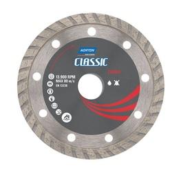 Disco De Corte Diamantado Turbo Porcelanato 110 X 22,2mm - Santec
