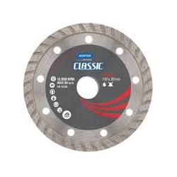 Disco De Corte Diamantado Turbo Classic 110 X 20mm - Santec