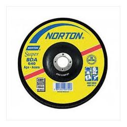 Disco De Desbaste 76 X 7 X 10mm Bda640 Norton - Santec
