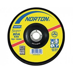 Disco De Desbaste 9'' Bda640 Norton - Santec