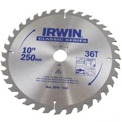 Disco De Serra Circular 10 X 36dts Irwin - Santec