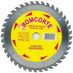 Disco De Serra Circular 250mm X 36dts 1492195 Bomcorte - Santec