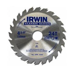 Disco De Serra Circular 4.3/8 X 24dts Irwin - Santec