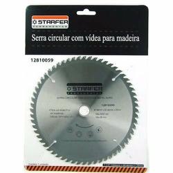 Disco De Serra Circular 7.1/4'' Pol X 20mm C/ 60 Dentes Ref-... - Santec