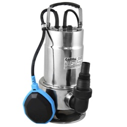 Bomba Submersa para Água Suja 750W 3202BR2 220V Gamma - Santec