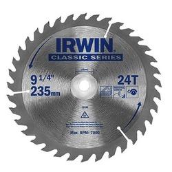 Disco De Serra Circular 9.1/4'' X 24dts Irwin - Santec