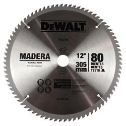 Disco De Serra Esquadria 12'' X 80dts Dw03150 Dewalt - Santec