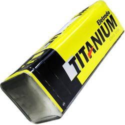Eletrodo 6013 4,00mm Emb. De 25 Kg Titanium - Santec