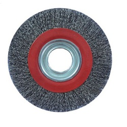 Escova De Aço Circular 6 X 3/4'' 6601 Lotus - Santec