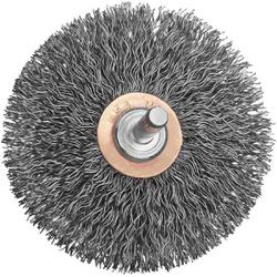 Escova De Aço Circular C/ Haste 75mm Dw4903 Dewalt - Santec