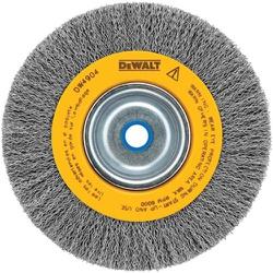 Escova De Aço Circular De Aço Carbono 6 X 1'' Pol Dw4905 - Santec