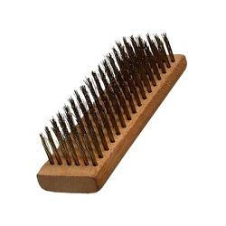 Escova De Aço Manual Cepa De Madeira 40700 - Santec