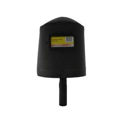Escudo Para Solda Em Fibra Preta Mod.605 - Santec