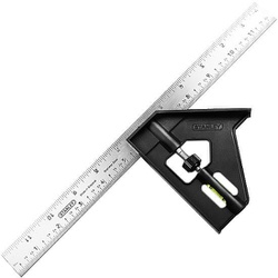 Esquadro Combinado 12'' 46-012 Stanley - Santec