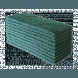 Fibra De Limpeza Verde Uso Geral 10,1 X 26cm Superpro 9502 -... - Santec