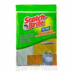 Filtro Para Coifas 80 X 60cm Scotch/Brite - Santec