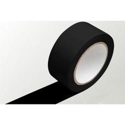 Fita Adesiva De Demarcação Preta 48mm X 30mts Plastcor - Santec