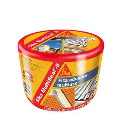 Fita Aluminizada Sika Multiseal 10cm X 10Mts Sika - Santec