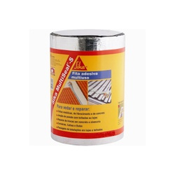 Fita Aluminizada Sika Multiseal 30cm X 10mts Sika - Santec