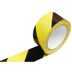 Fita Zebrada Amarelo E Preta C /200mts - Santec