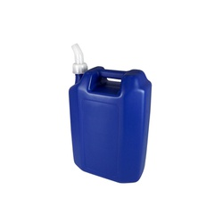 Galão Plástico Azul 5 Litos 1401 Cipla - Santec