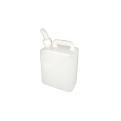 Galão Plástico Branco 5 Litros 1405 Cipla - Santec