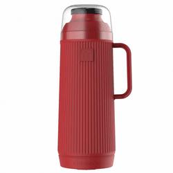 Garrafa Térmica 1 Litro Vermelha 2700Vro - Santec