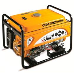 Gerador A Gasolina 15Hp 9Kva - Monofásico 127/220v Gm-8000 - Santec