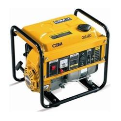 Gerador A Gasolina 2,5Hp 1Kva - Monofásico 220v Gm-900 - Santec