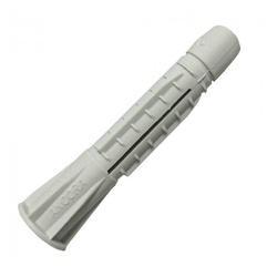 Bucha de Nylon para Bases Ocas 8mm A8DC com 50 Peças Ancora - Santec