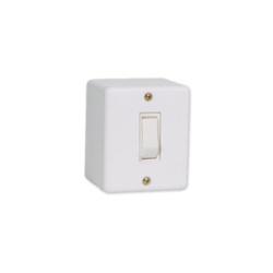 Interruptor De Sobrepor 1 Tecla Simples 6317 - Santec