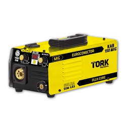 Inversora De Solda 150A Mig Sem Gás M-6150 Super Tork 220V - Santec