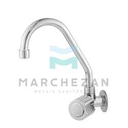 Torneira Bica Móvel de Cozinha 9958 C40 Marchezan - Santec