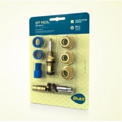 Kit Fácil Salva Registro 10 Em 1 Blukit 060101 - Santec