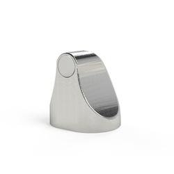 Fixador Magnético Cromado para Porta Comfort Door - Santec