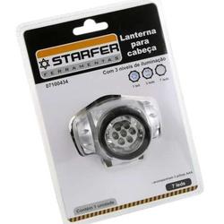 Lanterna De Cabeça C/ 7 Leds Ref-07100434 Starfer - Santec