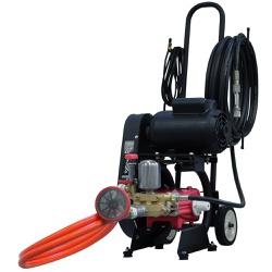 Lavadora Móvel Lava Jato Lj 3100 C/ Motor Monofásico 3Hp Chi... - Santec
