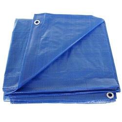 Lona De Polietileno Leve Azul 10 X 5 Metros Foxlux - Santec